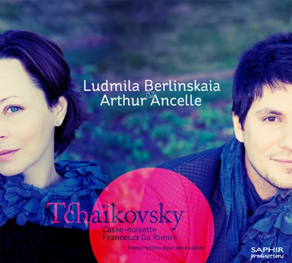 CD Cover - Tchaikovsky