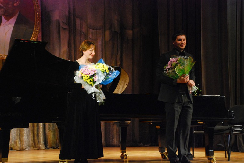 Duo in concert - May 2013 - Klin