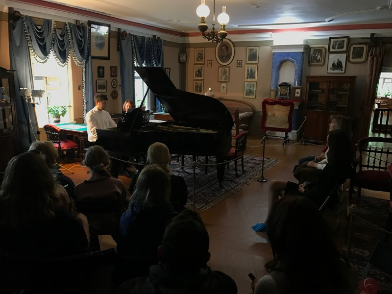 Duo in concert - June 2017 - Klin