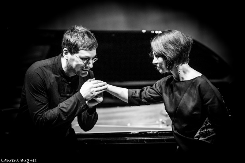 Duo in concert - January 2017 - Paris