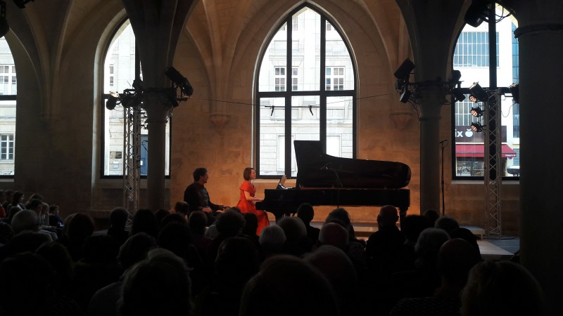 Duo in concert - November 2018 - Bernardins