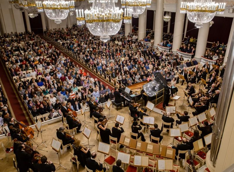Duo in Concert - St Petersburg - May 2019
