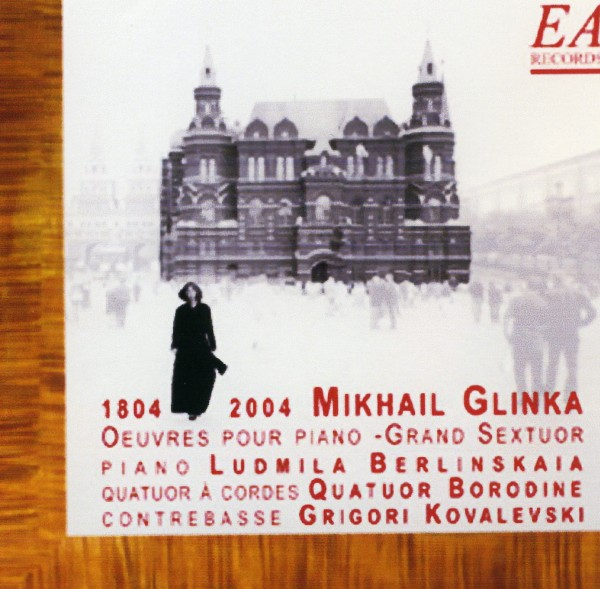 Glinka - Works for piano